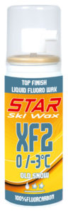 XF2 100% Fluorcarbon Spray Ski Wax