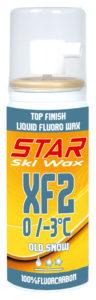 XF2 100% Fluorcarbon Spray Ski Wax