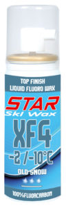 XF4 100% Fluorcarbon Spray Ski Wax