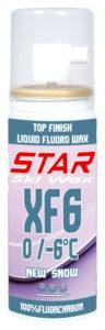 XF6 100% Fluorcarbon Spray Ski Wax
