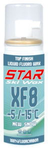 XF8 100% Fluorcarbon Spray Ski Wax6