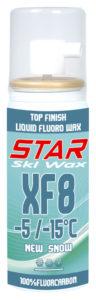 XF8 100% Fluorcarbon Spray Ski Wax6