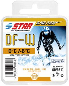 """DF-W Fluorcarbon Wax Solid """"Dado"""""""
