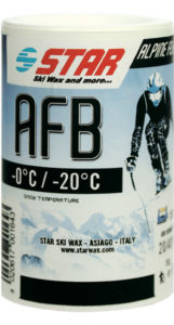 AFB Alpin Base Wax
