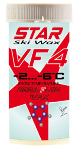 VF4 Very High Fluoro Base Wax