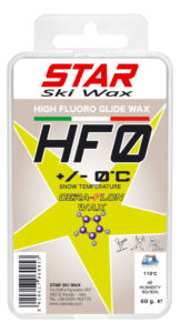 HF0 High Fluoro Base Wax