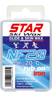 NF20 Quick Wax