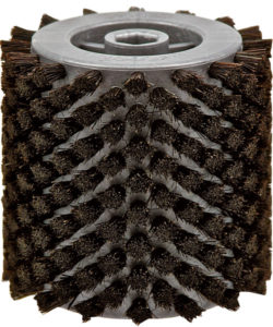 HORSE HAIR BRONZE Rotating Brushes