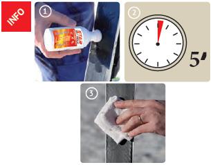 Quick Wax Application