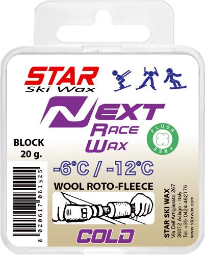 Next Fleece-Application Race Cold