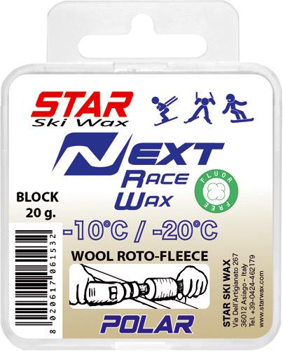 Next Fleece-Application Race Polar