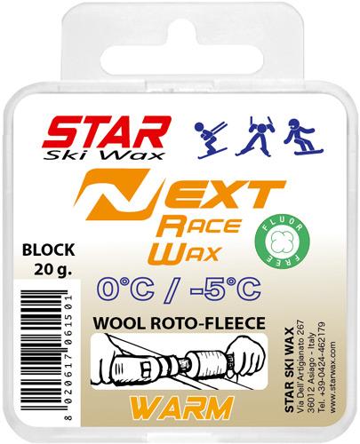 Next Fleece-Application Race Warm