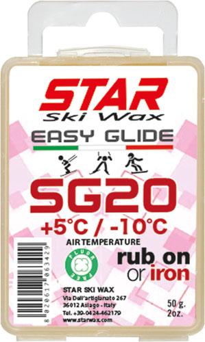 SG20 Quick Wax