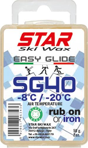 SG40 Quick Wax